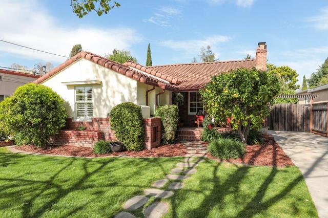 1184 Blewett Ave, San Jose, CA 95125 (#ML81747926) :: The Goss Real Estate Group, Keller Williams Bay Area Estates