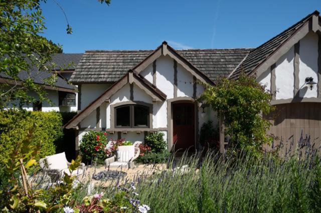 26271 Isabella Ave, Carmel, CA 93923 (#ML81747975) :: The Kulda Real Estate Group