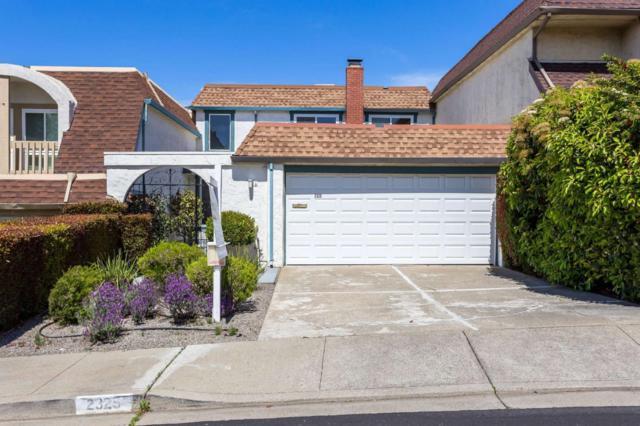 2325 Hastings Dr, Belmont, CA 94002 (#ML81748007) :: The Warfel Gardin Group