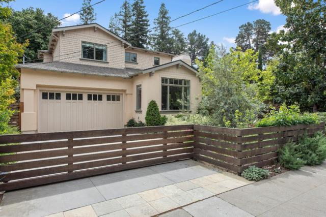 865 Middle Ave, Menlo Park, CA 94025 (#ML81748050) :: The Realty Society
