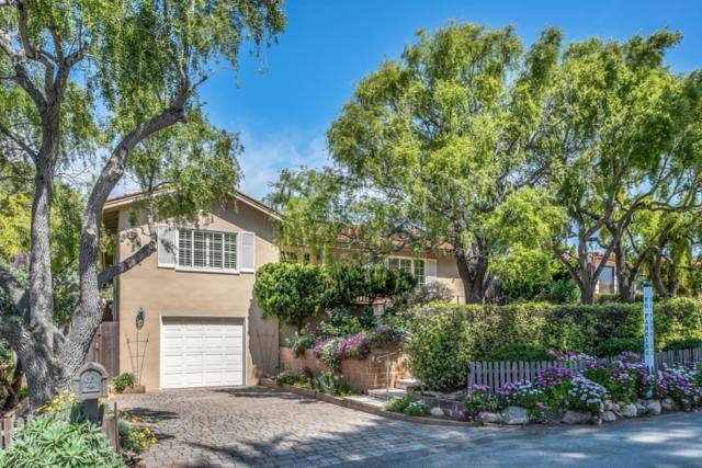 3017 Lasuen Dr, Carmel, CA 93923 (#ML81748058) :: The Kulda Real Estate Group