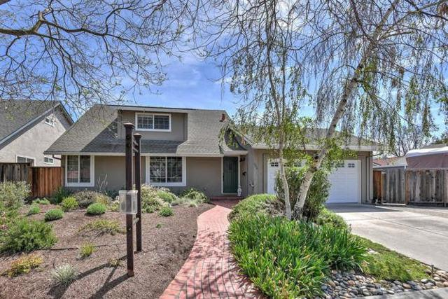 6074 Larchmont Dr, San Jose, CA 95123 (#ML81748102) :: The Realty Society