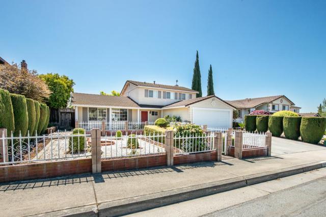 3352 Quesada Dr, San Jose, CA 95148 (#ML81748105) :: The Realty Society