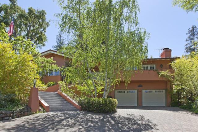 985 Siskiyou Dr, Menlo Park, CA 94025 (#ML81748180) :: Strock Real Estate
