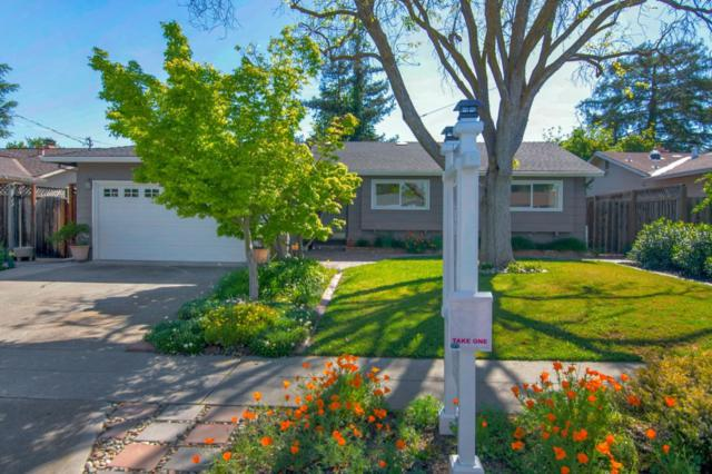 636 Louise Ct, Campbell, CA 95008 (#ML81748210) :: The Goss Real Estate Group, Keller Williams Bay Area Estates