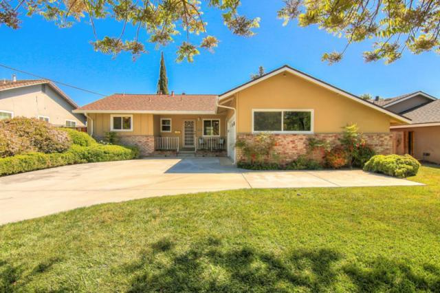 1704 Hallmark Ln, San Jose, CA 95124 (#ML81748225) :: The Goss Real Estate Group, Keller Williams Bay Area Estates