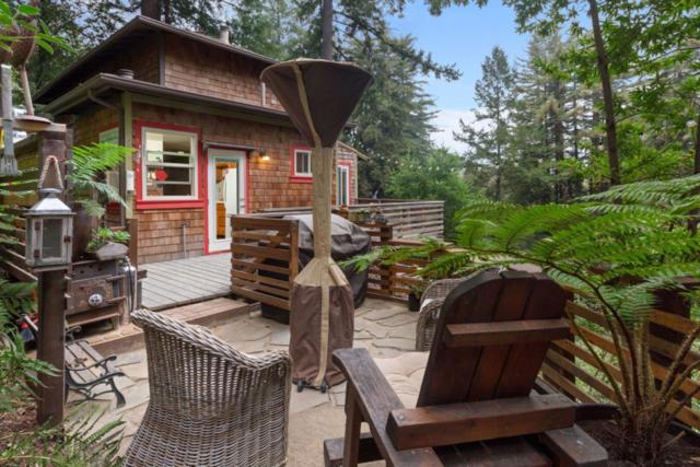 23 Forest Rd, Felton, CA 95018 (#ML81748241) :: The Realty Society