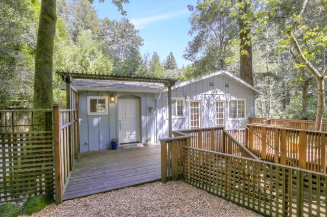 1614 Lockhart Gulch Rd, Scotts Valley, CA 95066 (#ML81748274) :: The Kulda Real Estate Group
