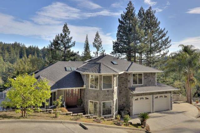 23050 Old Logging Rd, Los Gatos, CA 95033 (#ML81748326) :: Julie Davis Sells Homes