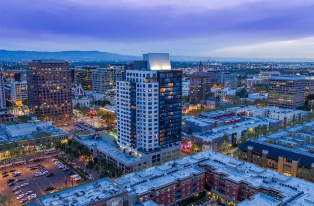 88 E San Fernando St 1307, San Jose, CA 95113 (#ML81748338) :: The Realty Society