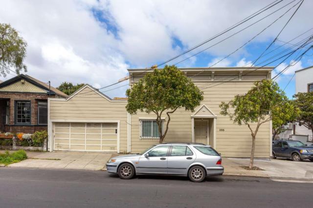 1350 Shotwell St, San Francisco, CA 94110 (#ML81748397) :: Strock Real Estate