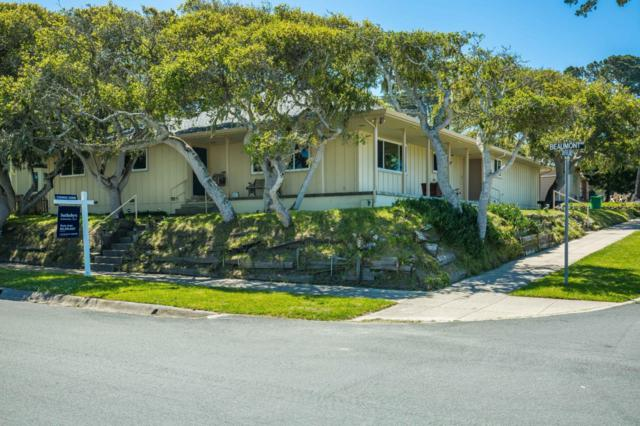 507 Beaumont Ave, Pacific Grove, CA 93950 (#ML81748464) :: Strock Real Estate