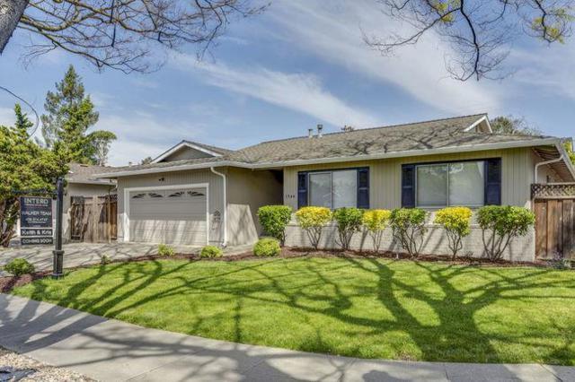 1546 Petersen Ave, San Jose, CA 95129 (#ML81748499) :: Julie Davis Sells Homes