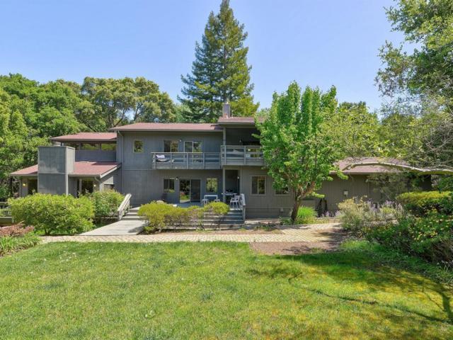180 Cherokee Way, Portola Valley, CA 94028 (#ML81748636) :: Strock Real Estate