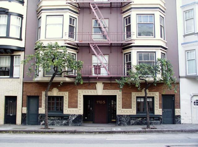 1155 Pine St, San Francisco, CA 94109 (#ML81748642) :: Strock Real Estate