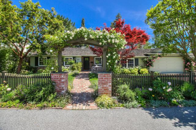 1561 Meadow Ln, Mountain View, CA 94040 (#ML81748698) :: The Warfel Gardin Group