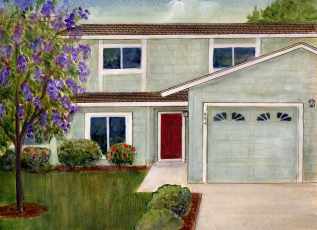 594 Latimer Cir, Campbell, CA 95008 (#ML81748752) :: RE/MAX Real Estate Services