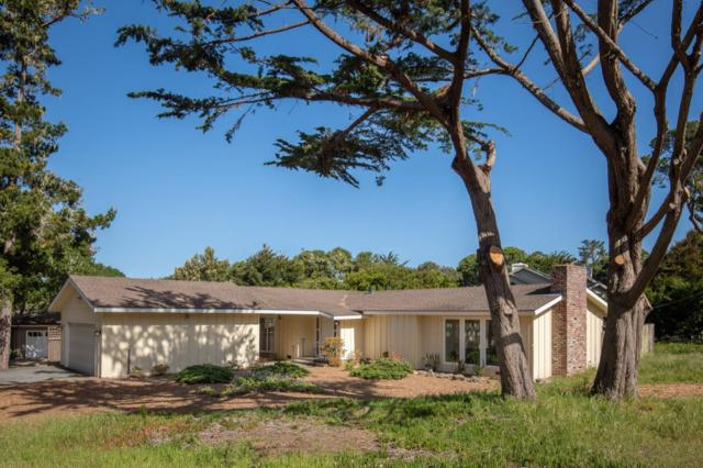 1043 Ocean Rd, Pebble Beach, CA 93953 (#ML81748819) :: The Warfel Gardin Group