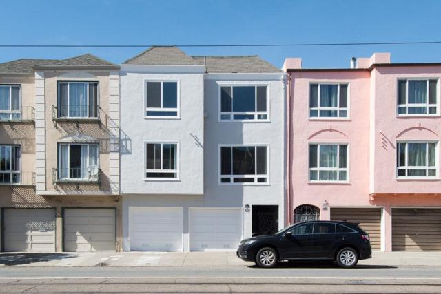 2132-2134 Judah St, San Francisco, CA 94122 (#ML81748840) :: RE/MAX Real Estate Services
