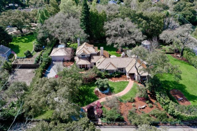 2 Fredrick Ave, Atherton, CA 94027 (#ML81748926) :: Brett Jennings Real Estate Experts