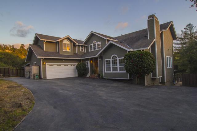 126 Canada Vis, La Honda, CA 94020 (#ML81749185) :: Strock Real Estate