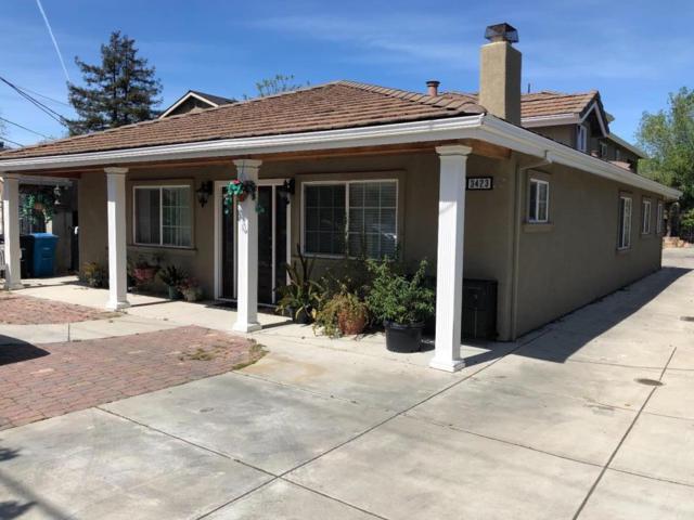 3421 Bay Rd, Redwood City, CA 94063 (#ML81749202) :: The Warfel Gardin Group