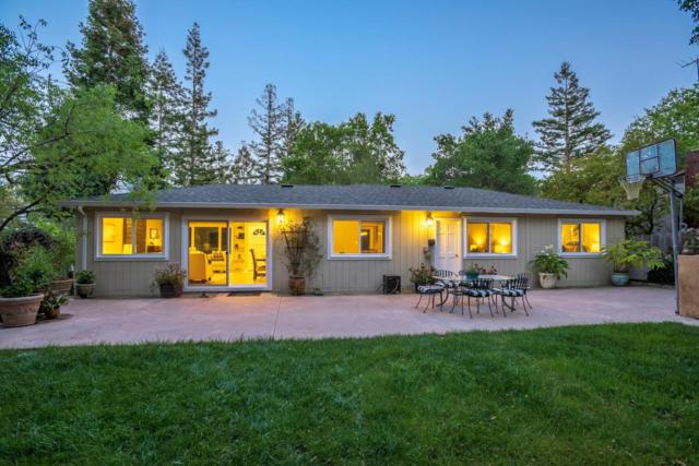 228 Canyon Dr, Portola Valley, CA 94028 (#ML81749216) :: Strock Real Estate