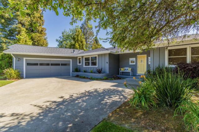131 Gabarda Way, Portola Valley, CA 94028 (#ML81749258) :: Strock Real Estate