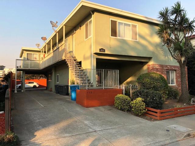 113 Clarendon Rd, Pacifica, CA 94044 (#ML81749263) :: Brett Jennings Real Estate Experts
