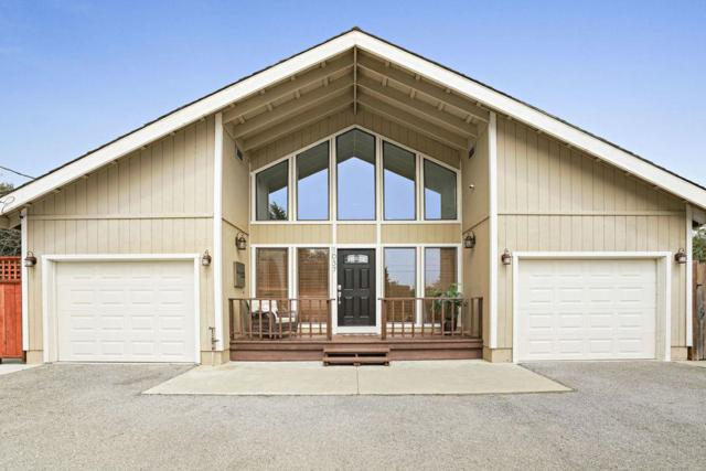 1037 Pearl Ave, Moss Beach, CA 94038 (#ML81749533) :: Strock Real Estate