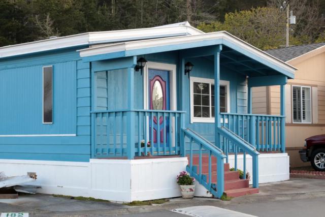 182 Culebra Ln 182, Moss Beach, CA 94038 (#ML81749585) :: The Kulda Real Estate Group