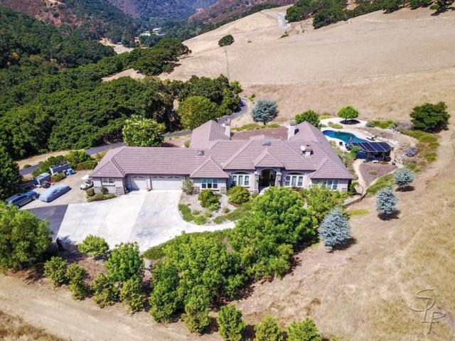 4596 San Juan Canyon Rd, San Juan Bautista, CA 95045 (#ML81749952) :: The Realty Society