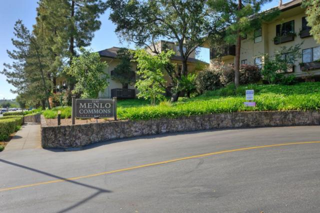 2140 Santa Cruz Ave A209, Menlo Park, CA 94025 (#ML81749983) :: Strock Real Estate