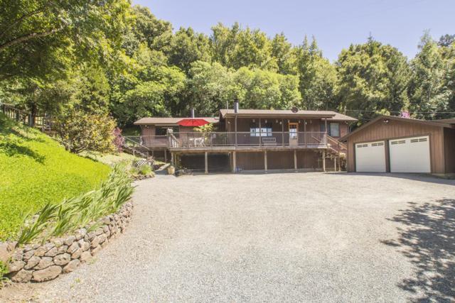 10700 La Honda Rd, Woodside, CA 94062 (#ML81750102) :: Strock Real Estate