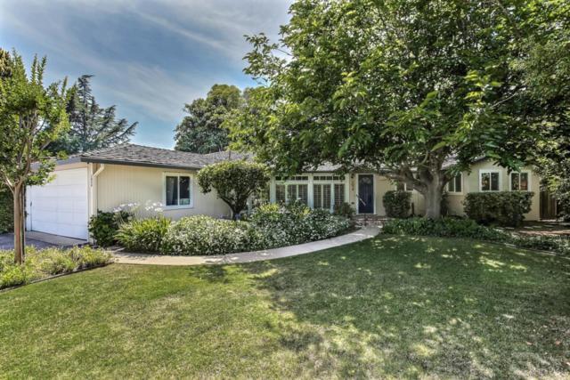 1034 Golden Way, Los Altos, CA 94024 (#ML81750395) :: Strock Real Estate