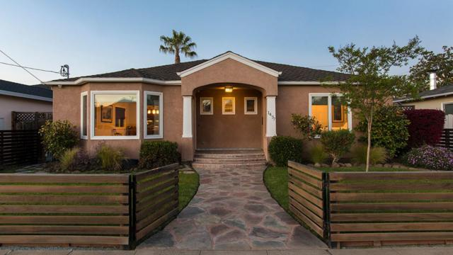 1477 Walnut St, San Carlos, CA 94070 (#ML81750420) :: Strock Real Estate