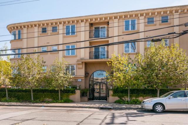 1499 Oak Grove Ave 301, Burlingame, CA 94010 (#ML81750443) :: Strock Real Estate