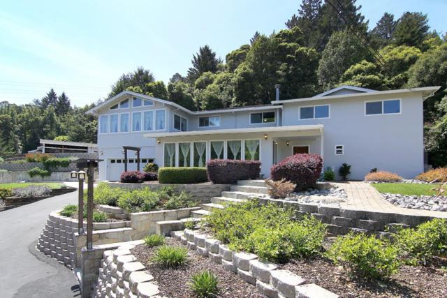 365 Granite Creek Rd, Santa Cruz, CA 95065 (#ML81750457) :: Strock Real Estate