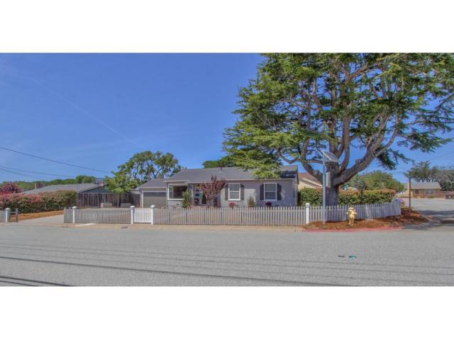 965 Portola Dr, Del Rey Oaks, CA 93940 (#ML81750553) :: Strock Real Estate
