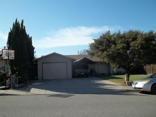 1102 Pinnacles Ave, Greenfield, CA 93927 (#ML81750579) :: The Warfel Gardin Group