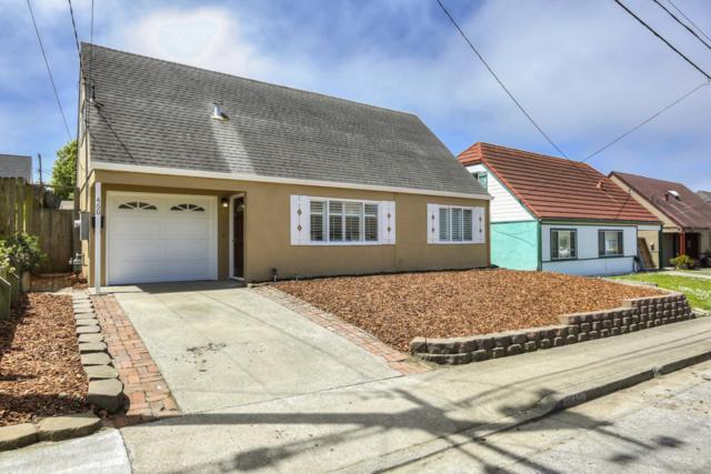 460 Glasgow Dr, Pacifica, CA 94044 (#ML81750785) :: Strock Real Estate