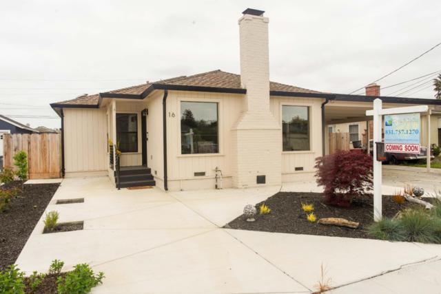 16 Cedros Ave, Salinas, CA 93901 (#ML81750910) :: Strock Real Estate