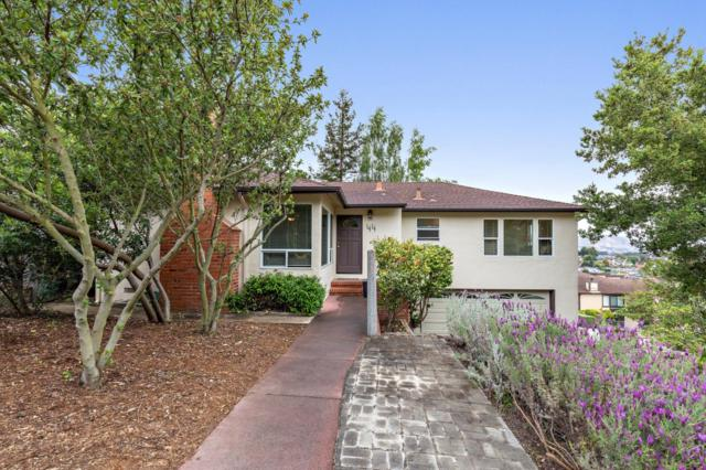 44 Camino Alto, Millbrae, CA 94030 (#ML81751013) :: Strock Real Estate