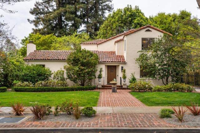526 Center Dr, Palo Alto, CA 94301 (#ML81751054) :: Brett Jennings Real Estate Experts