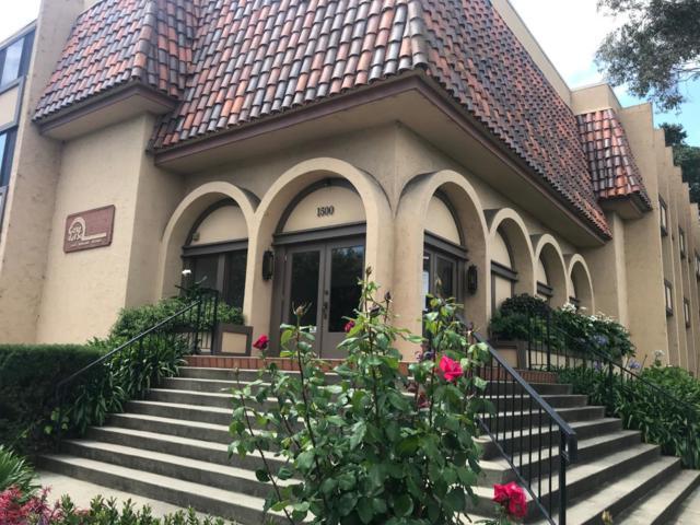 1500 Howard Ave 204, Burlingame, CA 94010 (#ML81751276) :: Strock Real Estate