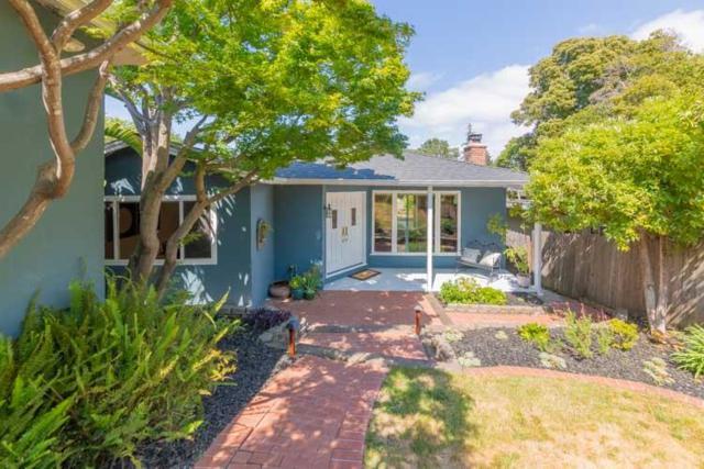 1159 Alameda De Las Pulgas, San Carlos, CA 94070 (#ML81751339) :: Strock Real Estate