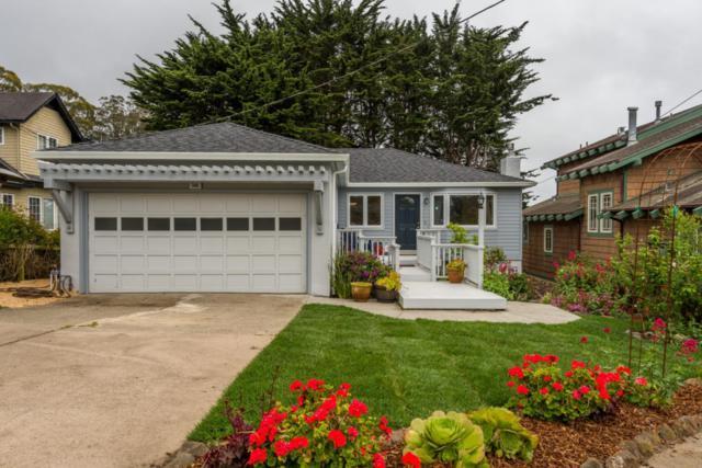 346 Carmel Ave, El Granada, CA 94018 (#ML81751382) :: The Kulda Real Estate Group