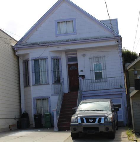 256 Gambier St, San Francisco, CA 94134 (#ML81751488) :: Strock Real Estate