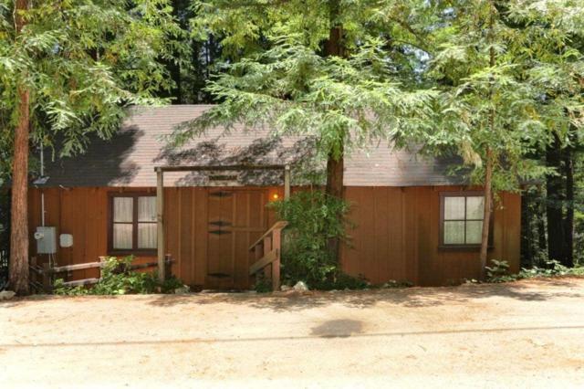 418 Hillside Dr, Boulder Creek, CA 95006 (#ML81751496) :: The Gilmartin Group