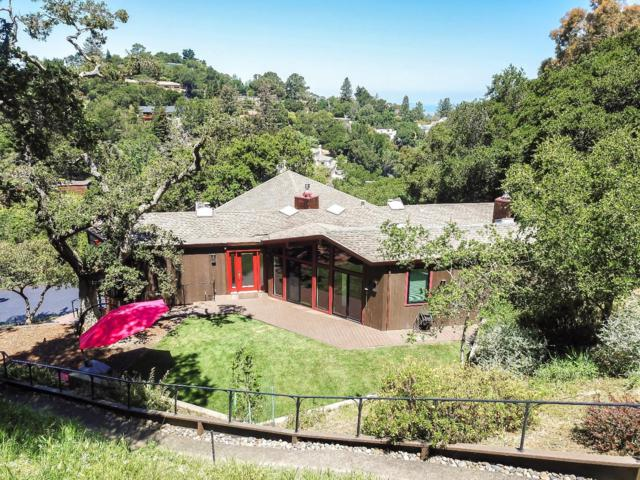 1375 Black Mountain Rd, Hillsborough, CA 94010 (#ML81751589) :: Strock Real Estate